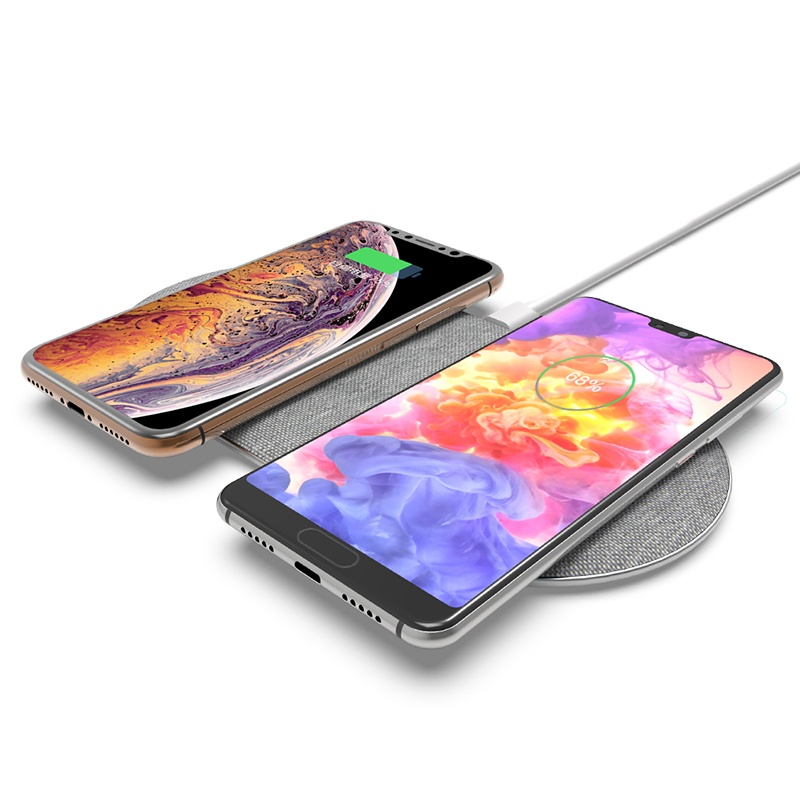 FT03-B Mobile phone wireless dual charging